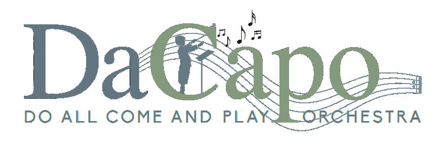 DA CAPO – Do All Come And Play Orchestra